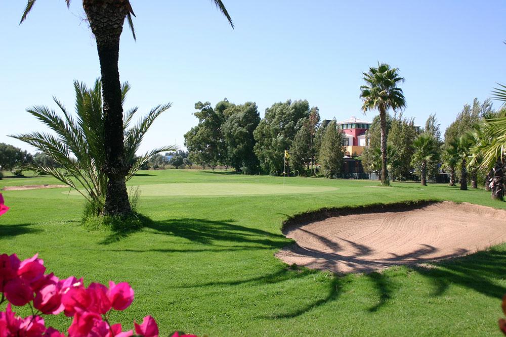 Golfplatz Islantilla