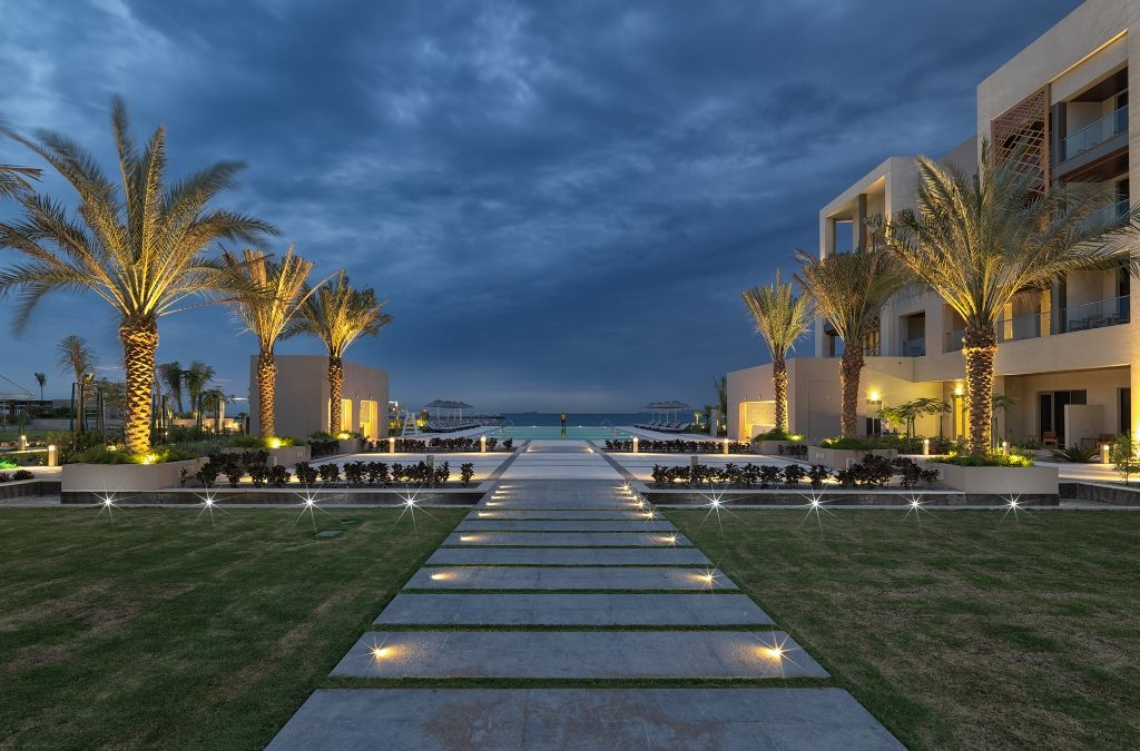 Hotel Kempinski Muscat